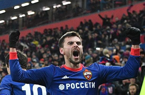 Benfica perde em Moscovo e diz adeus à Europa
