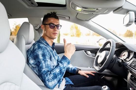 """Ronaldo e os """"amigos"""" do Real Madrid receberam novas """"bombas"""""""