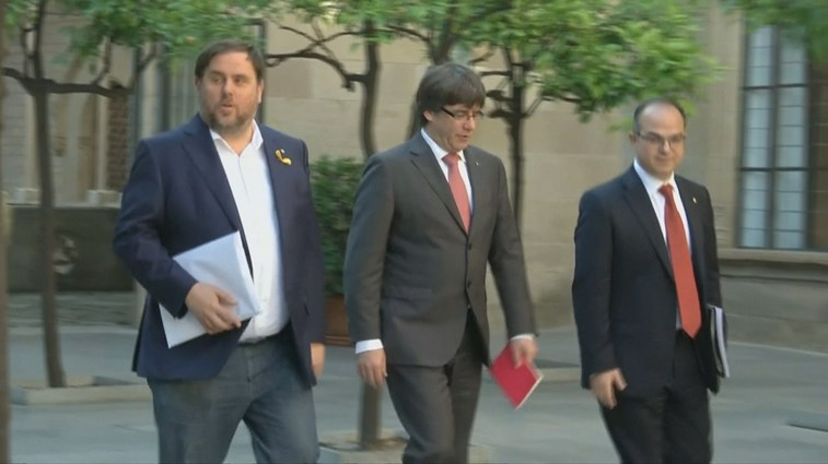 Puigdemont pode pedir cela individual se for extraditado