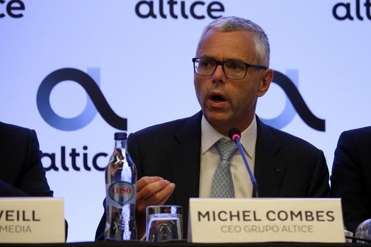 Michel Combes demite-se da Altice