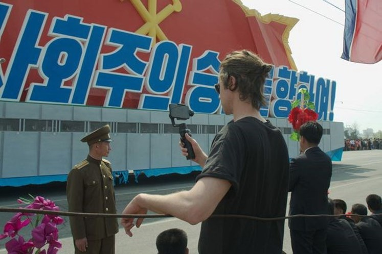 Selfie na Coreia do Norte pode ser a mais perigosa do mundo
