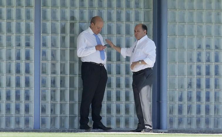 Benfica quer ser assistente em investigação por corrupção a Luís Gonçalves