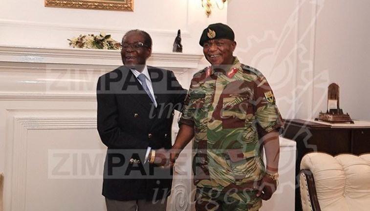Mugabe faz primeira aparição pública após ação militar no Zimbábue