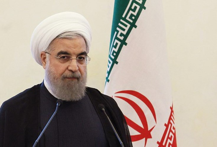 Presidente iraniano declara o fim do Estado islâmico