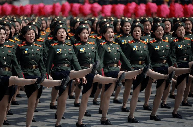 Reveladas imagens de desertor norte-coreano a ser perseguido e baleado