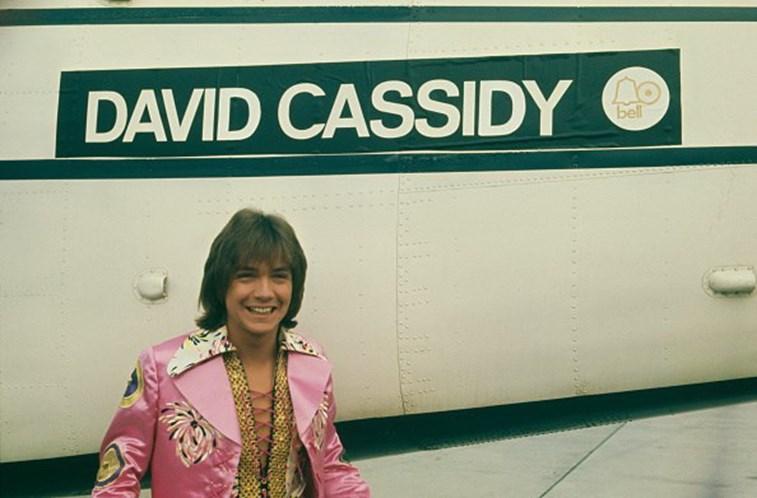 David Cassidy, da