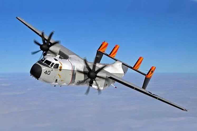 Tóquio indica que oito tripulantes do avião norte-americano foram detetados