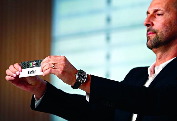 Benfica e FC Porto com tarefas difíceis, Sporting recebe Vilaverdense