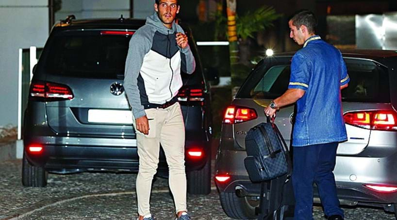 Gonçalo Paciência convocado para a Seleção Nacional. Eder dispensado por lesão