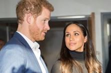 Noiva de príncipe Harry deixa casa de luxo em Toronto