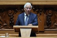 Costa recupera votos com queda do PCP