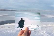 Mulher fotografa locais das filmagens da 'Guerra dos Tronos'