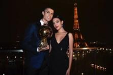 Namorada de Ronaldo tem consultora de moda