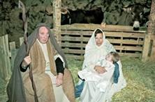 Presépio vivo celebra Natal com 80 figurantes