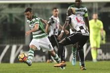 Veja as melhores imagens do Boavista-Sporting