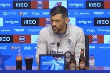 """""""Não quero ser beneficiado"""", disse Sérgio Conceição"""