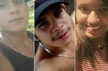 Três jovens encontrados mortos em casa
