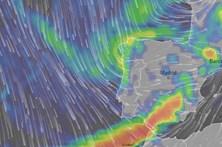 Tempestade Ana já passou o continente