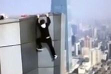 Youtuber filma a própria morte em queda de arranha-céus