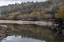 Chuvas dão mais um mês de água à barragem de Fagilde