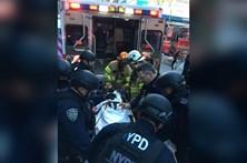 Detido suspeito de explosão em Nova Iorque