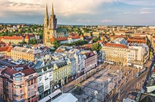 O charme especial da capital da Croácia