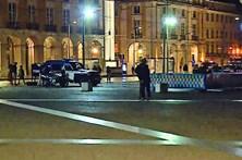 PSP teme atentados no Terreiro do Paço
