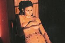 'Ex' de David Carreira sexy em produção