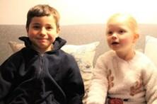 Criança escreve ao Pai Natal a pedir cura para cancro da amiga