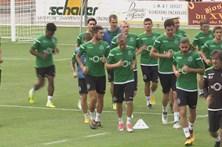 Sporting na luta pelos 'quartos' da Taça de Portugal