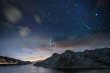 Chuva de estrelas ilumina o céu esta quinta-feira