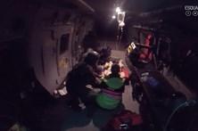Força Aérea resgata passageiro de navio de cruzeiro