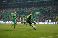 As melhores imagens do Sporting - Vilaverdense