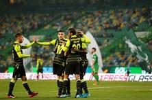 Magia de Gelson e eficácia de Doumbia põem Sporting nos quartos da Taça
