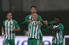 Rio Ave vence Benfica e passa para os quartos da Taça de Portugal