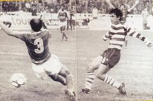 Goleada do Sporting ao Benfica por 7-1 foi há 31 anos