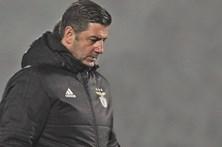 Dérbi decide o futuro de Rui Vitória no Benfica