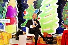 Marcelo Rebelo de Sousa no 'Natal dos Hospitais'