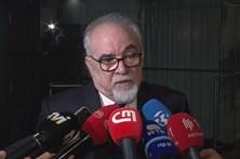 """Vieira da Silva """"absolutamente tranquilo"""" com a sua atuação e a do seu Ministério"""