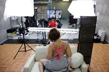 Pornografia virtual simula sexo com o espectador