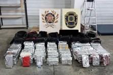PJ prende quatro membros de rede de tráfico de droga