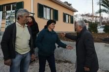 """Costa fala de """"excesso de otimismo"""" na recuperação das Pedrógão antes do Natal"""