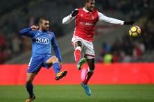 Sporting de Braga vence Belenenses e aproxima-se do Benfica