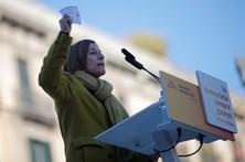 Ex-presidente do parlamento catalão reitera promessa de independência