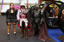 Mais de cem mil na Comic Con pela febre do 'cosplay'