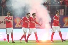 Resumo do Tondela 1 - 5 Benfica