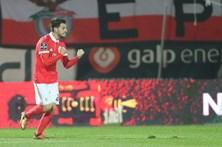Goleada dissipa crise no Benfica