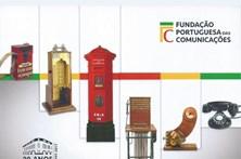 Coleção de Selos D. Luís I patente em Lisboa