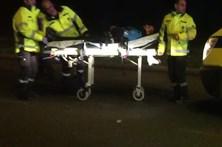 Polícia ferido em acidente de moto em Lisboa
