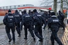 Autoridades investigam explosão em Hamburgo